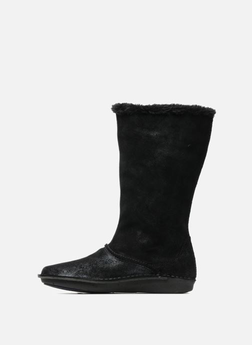 Boots & wellies Hush Puppies SACHEM Black front view