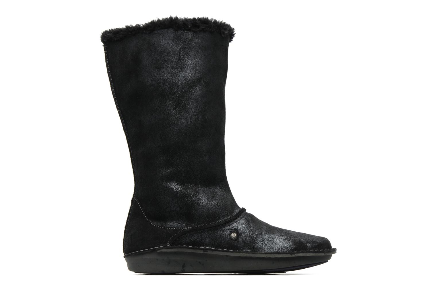 Slippers Hush Puppies SACHEM Black back view