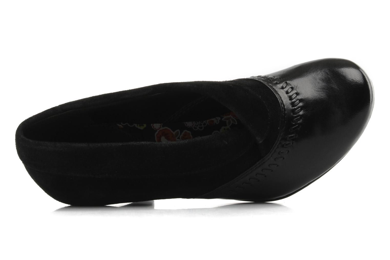 Bottines et boots Hush Puppies FERNANDA Noir vue gauche