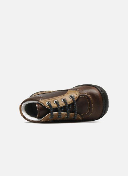 Stiefeletten & Boots Kickers GUGUS braun ansicht von links