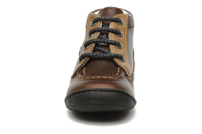 Stiefeletten & Boots Kickers GUGUS braun schuhe getragen