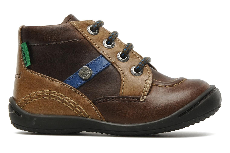 Stiefeletten & Boots Kickers GUGUS braun ansicht von hinten