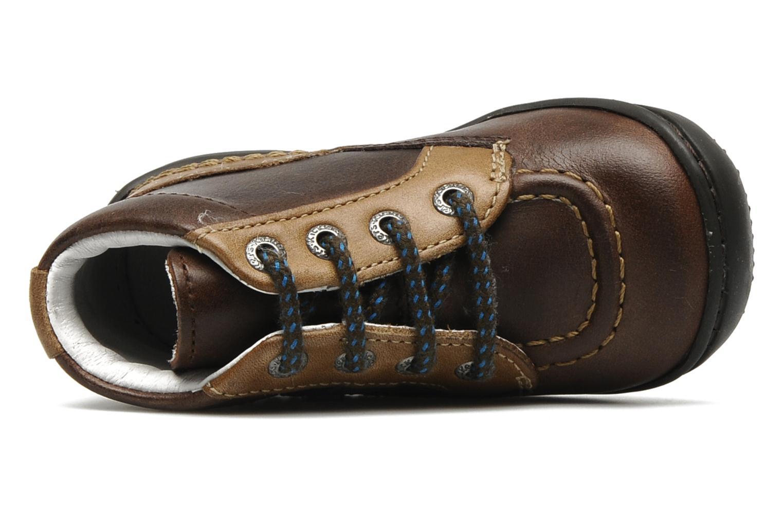 Bottines et boots Kickers GUGUS Marron vue gauche