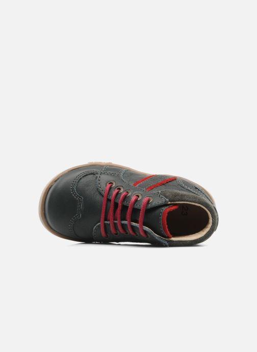 Stiefeletten & Boots Kickers TRANSISTOR grau ansicht von links