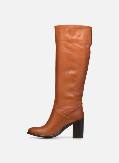 Boots & wellies Georgia Rose Lamia Brown front view