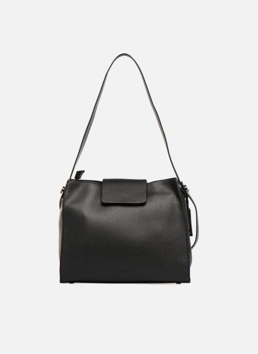 Handtaschen Esprit Ida Hobo schwarz ansicht von links