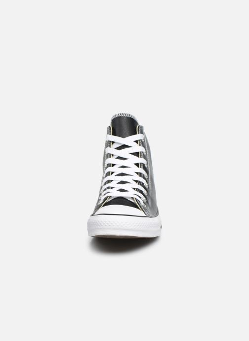 Sneakers Converse Chuck Taylor All Star Leather Hi M Zwart model