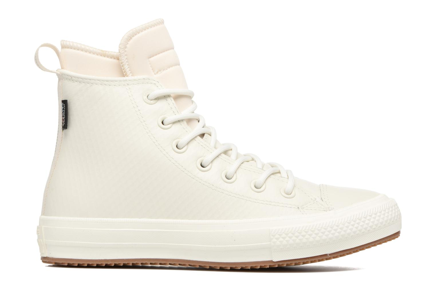 Sneakers Converse Chuck Taylor All Star Leather Hi W Beige achterkant