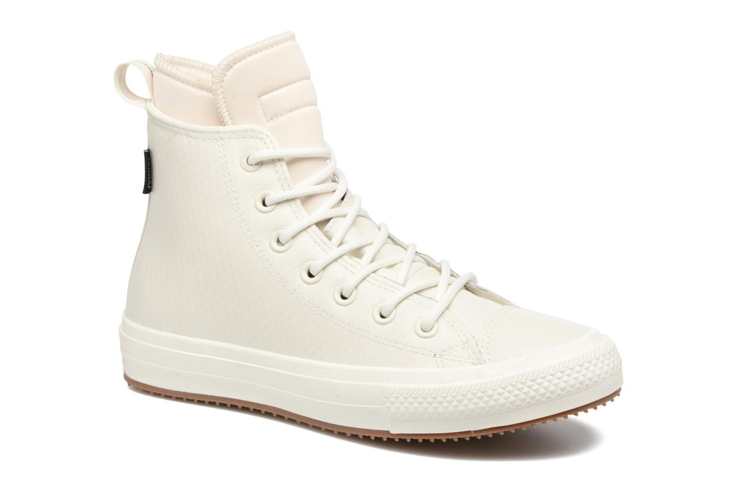 Sneakers Converse Chuck Taylor All Star Leather Hi W Beige detail