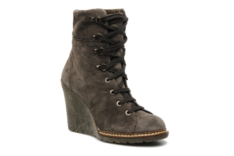 Bottines et boots Tosca Blu Shoes Rubino 1 Gris vue 3/4