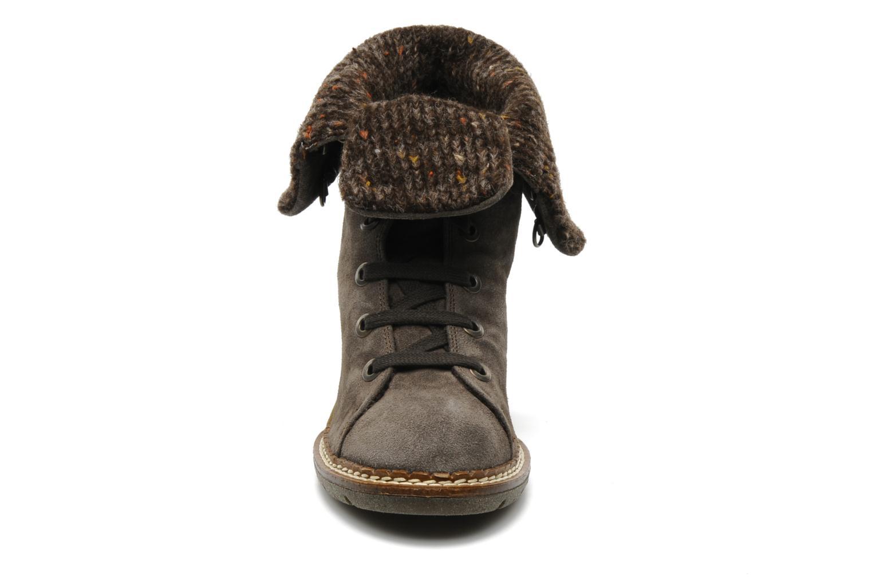 Bottines et boots Tosca Blu Shoes Rubino 1 Gris vue portées chaussures