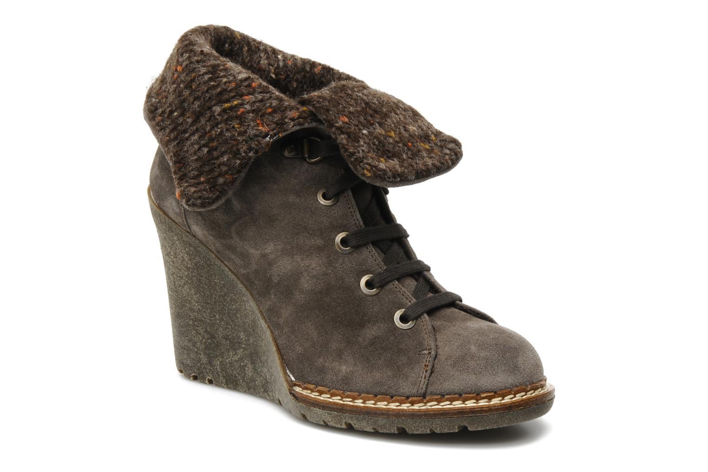 Bottines et boots Tosca Blu Shoes Rubino 1 Gris vue détail/paire