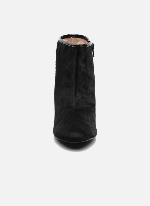 Stiefeletten & Boots Mellow Yellow Miriam schwarz schuhe getragen