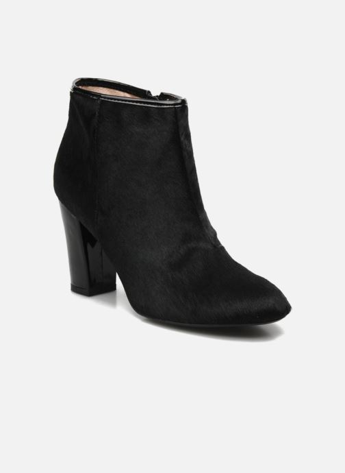Ankle boots Mellow Yellow Miriam Black detailed view/ Pair view