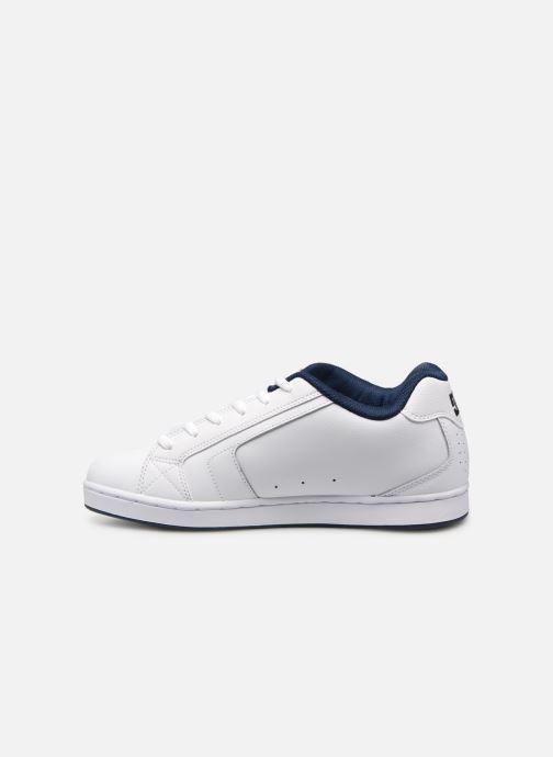 Chaussures de sport DC Shoes Net SE Blanc vue face