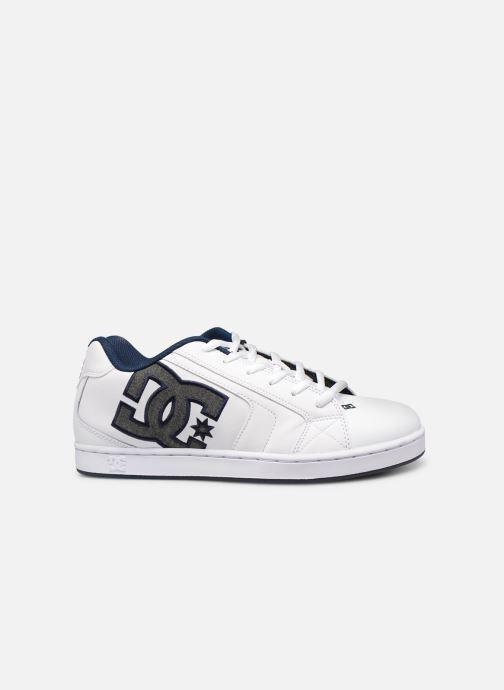 Chaussures de sport DC Shoes Net SE Blanc vue derrière