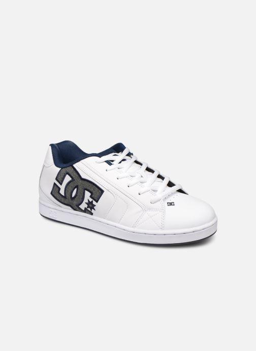 Chaussures de sport DC Shoes Net SE Blanc vue détail/paire