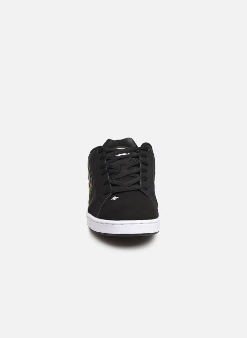 Chaussures de sport DC Shoes Net SE Noir vue portées chaussures