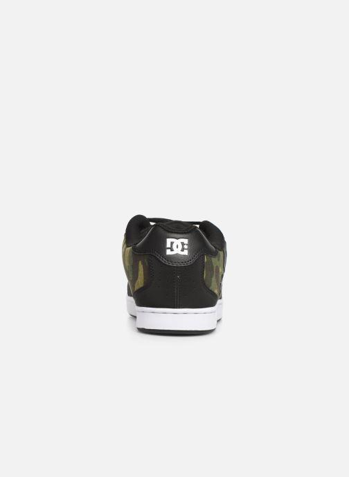 Chaussures de sport DC Shoes Net SE Noir vue droite