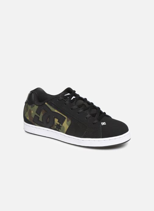 Chaussures de sport DC Shoes Net SE Noir vue détail/paire