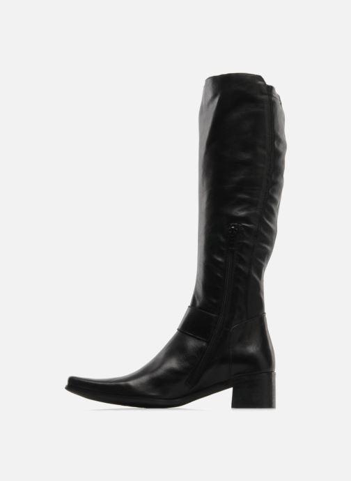 Boots & wellies JB MARTIN Balzane Black front view