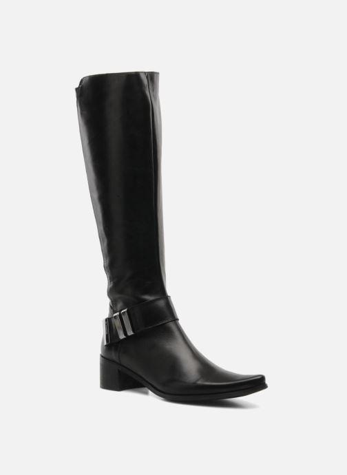 Støvler & gummistøvler JB MARTIN Balzane Sort detaljeret billede af skoene