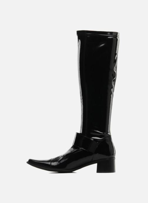 Boots & wellies JB MARTIN Bayabe Black front view