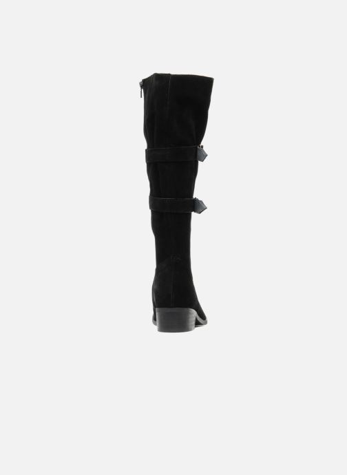 Boots & wellies Arima pour Elle Fidelia velours Black view from the right