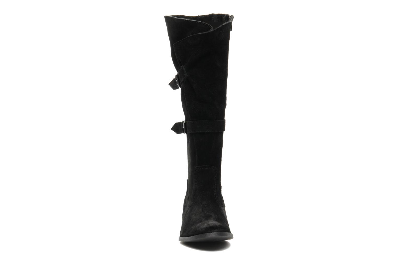 Boots & wellies Arima pour Elle Fidelia velours Black model view