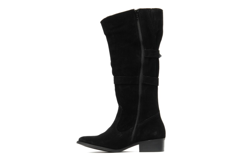 Boots & wellies Arima pour Elle Fidelia velours Black front view