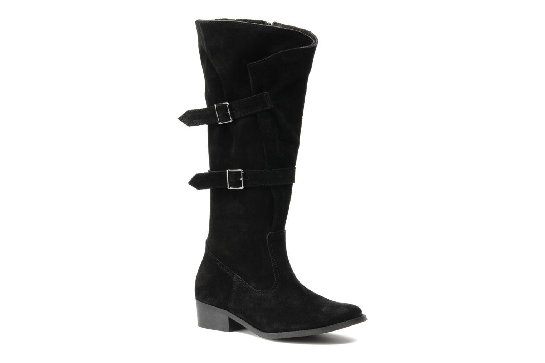 Boots & wellies Arima pour Elle Fidelia velours Black detailed view/ Pair view