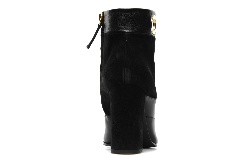 Stiefeletten & Boots Vicini Pluina schwarz ansicht von rechts