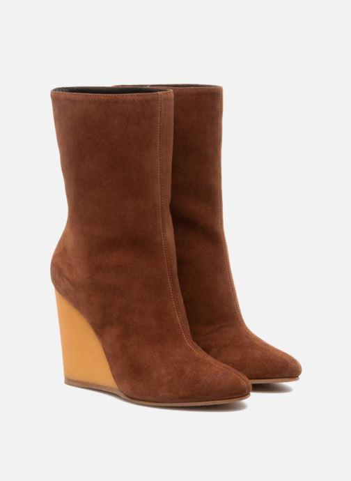 Stiefeletten & Boots Vicini Nina braun 3 von 4 ansichten