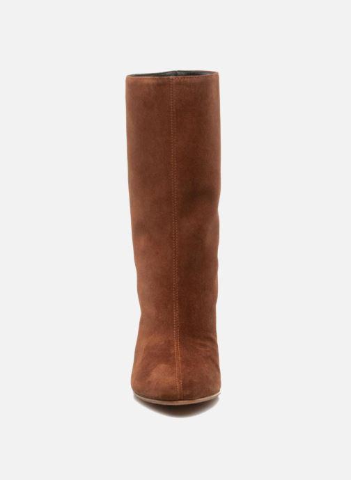 Stiefeletten & Boots Vicini Nina braun schuhe getragen