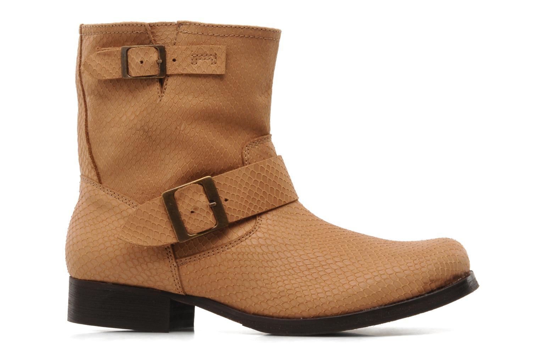Bottines et boots Georgia Rose Boteni Beige vue derrière