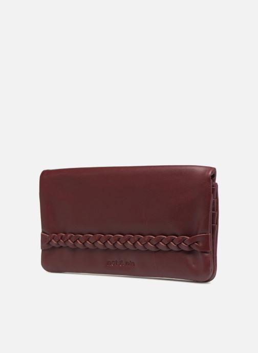 Wallets & cases Nat & Nin Lili Burgundy model view