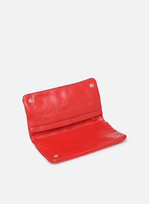 Portemonnaies & Clutches Nat & Nin Lili rot ansicht von hinten