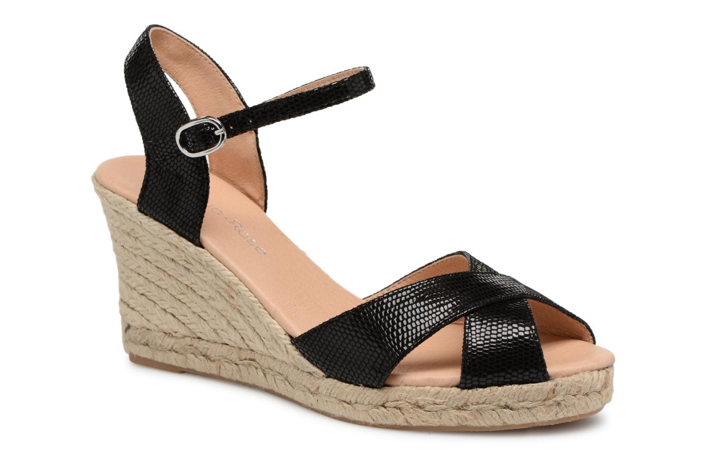 Georgia Rose Divina (Noir) - Escarpins en Más cómodo Les chaussures les plus populaires pour les hommes et les femmes