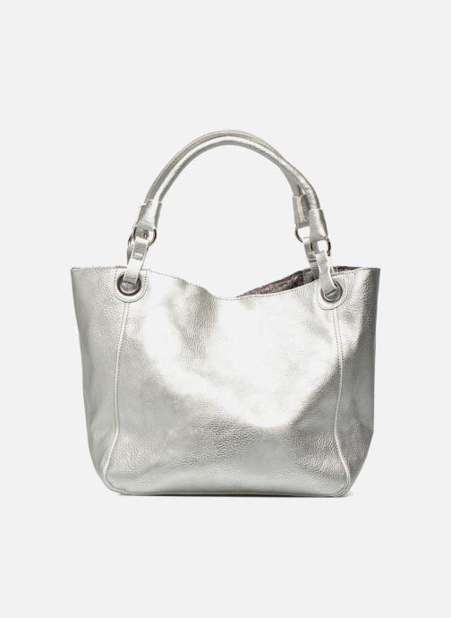 Handtaschen Georgia Rose Barnabé silber ansicht von vorne