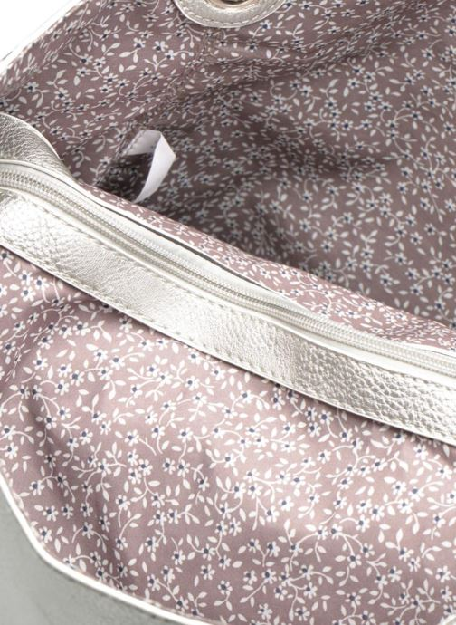 Handtaschen Georgia Rose Barnabé silber ansicht von hinten