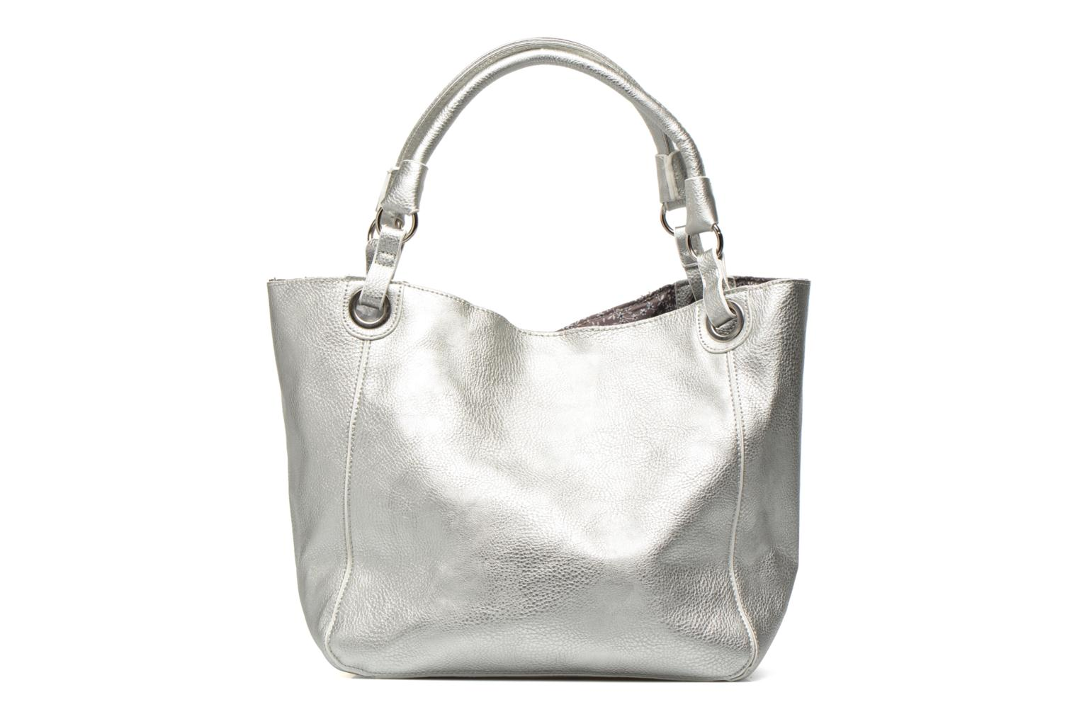 Handbags Georgia Rose Barnabé Silver front view