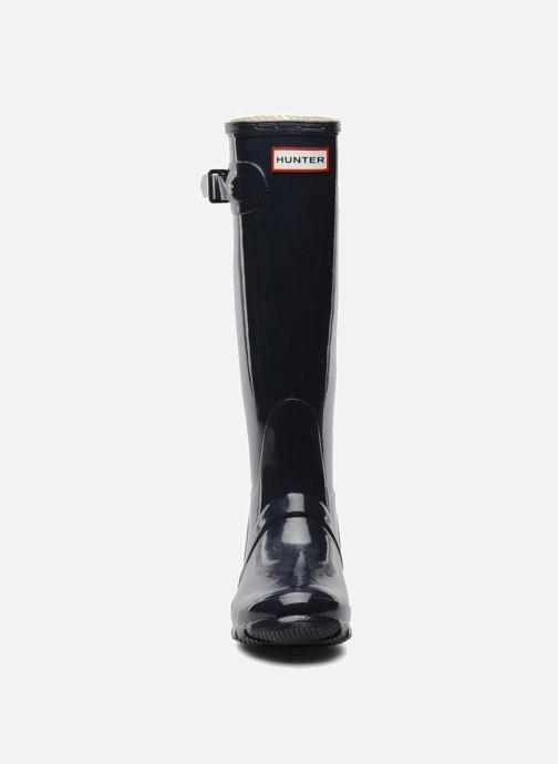 Boots & wellies Hunter Original Tall Gloss Blue model view