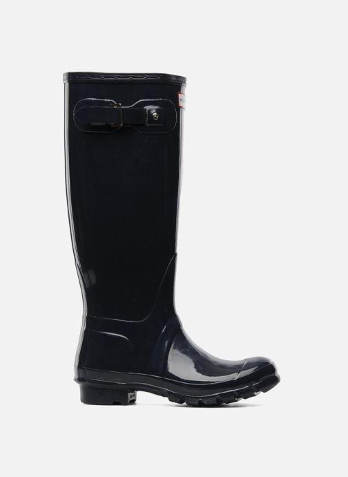 Boots & wellies Hunter Original Tall Gloss Blue back view