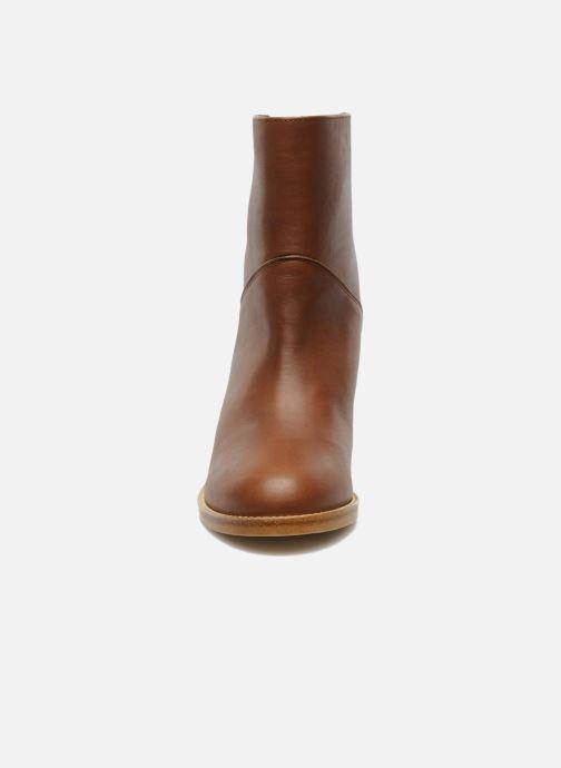Bottines et boots Surface To Air Blank Boots Marron vue portées chaussures