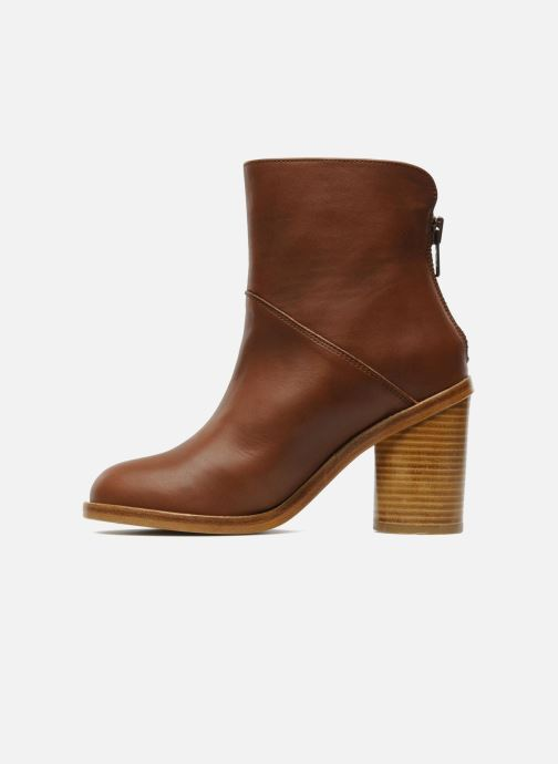 Bottines et boots Surface To Air Blank Boots Marron vue face