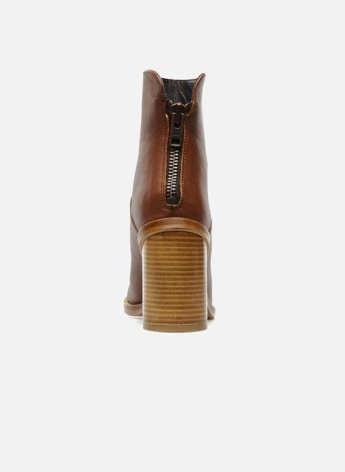 Bottines et boots Surface To Air Blank Boots Marron vue droite