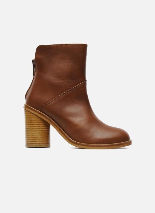 Bottines et boots Surface To Air Blank Boots Marron vue derrière
