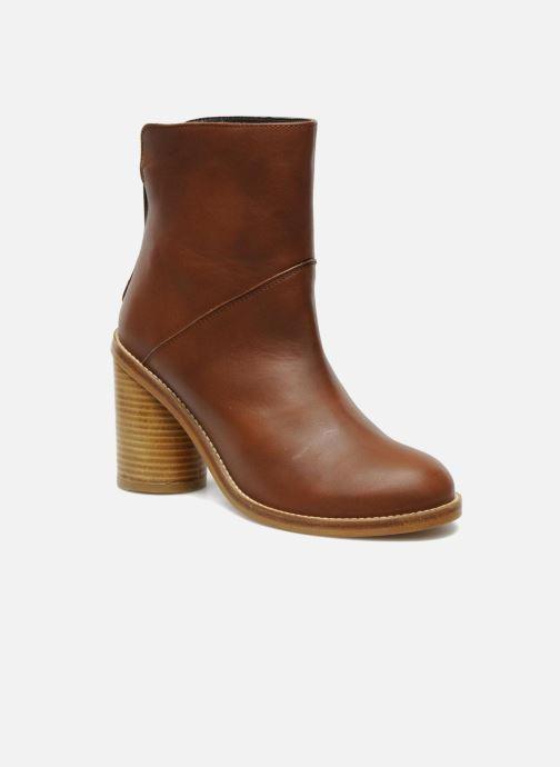 Bottines et boots Surface To Air Blank Boots Marron vue détail/paire