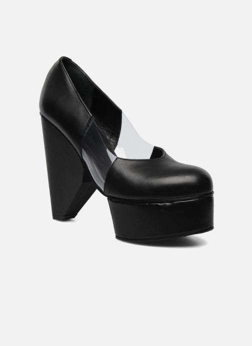Escarpins Surface To Air Louna Cut Pumps Noir vue détail/paire