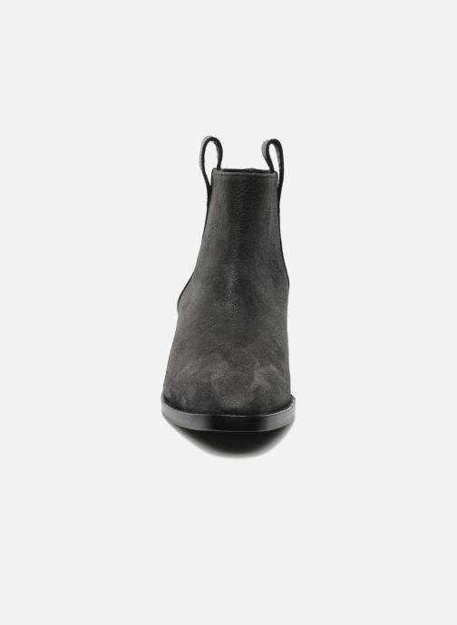 Bottines et boots Surface To Air Kim Pull Tab Boots Noir vue portées chaussures
